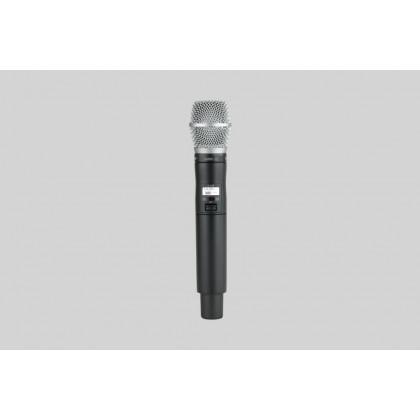 [PRE-ORDER] ULXD2/SM86 ULXD2 DIGITAL HANDHELD TRANSMITTER WITH SM86 CAPSULE ( ETA : After 4 weeks order placed )