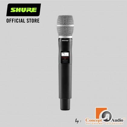 SHURE QLXD2/SM86- QLXD2 Handheld Transmitter With SM86 Capsule