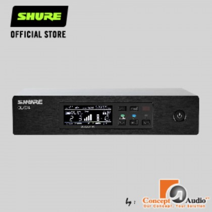 SHURE QLXD4 Digital Wireless Receiver