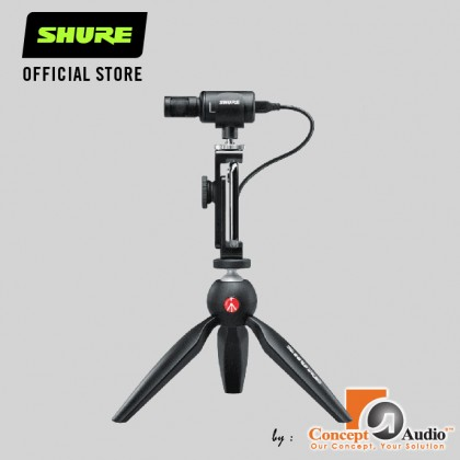 [PRE-ORDER] SHURE MV88 + Video Kit ( ETA: 4 weeks once order received)